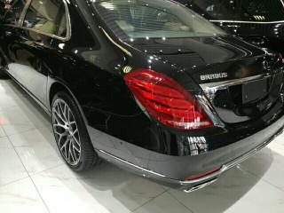迈巴赫S级 17款 S600欧规