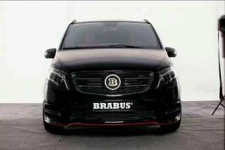 巴博斯 V级 18款 D5商务车 美规