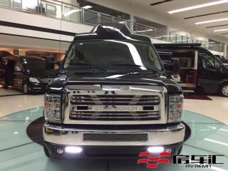 福特E350 14款 豪华商务车美规