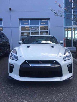 日产GT-R 17款 3.8T Premium豪华 加规