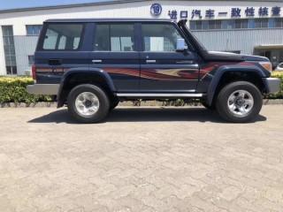 兰德酷路泽LC76 18款 4.0L 汽油