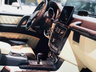 奔驰G级 奔驰加长版G级  G550迈巴赫