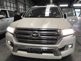酷路泽4500 18款 4.5 柴油 GX-R中东