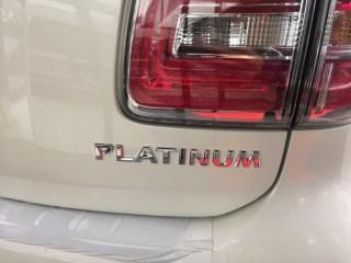 途乐Y62 17款 4.0 SE Platinum铂金版中东