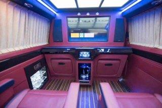 凯路威 18款 T6 2.0T 四驱 豪华商务车美规