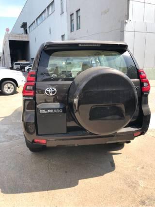 霸道3000 18款 3.0T 柴油 自动 TX-L 外挂 中东