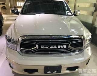 道奇公羊 5.7L 1500 限量版 汽油 2017 墨西哥版