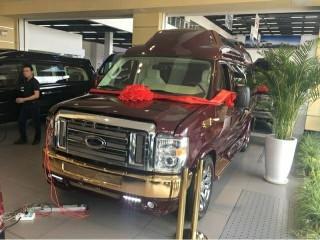 福特E350 15款 5.4L 铂金版美规