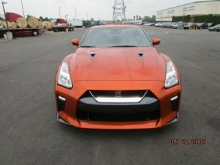 日产GT-R 18款豪华