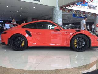 保时捷911 16款 GT3 RS