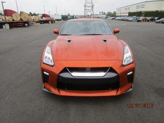 日产GT-R 18款 3.8T Premium豪华版 加规
