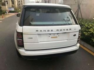 揽胜行政3.0汽油 18款 3.0T 汽油 Vogue 中东