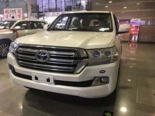 酷路泽4000 18款 4.0 GX-R 铝轮 无天窗中东