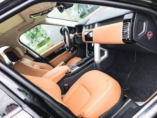 揽胜行政3.0柴油 19款 3.0T TDV6 柴油 创世短轴 欧规