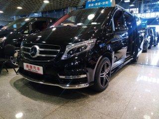 奔馳V級 18款 V250 2.0T 汽油 Exclusive 5.37米中東