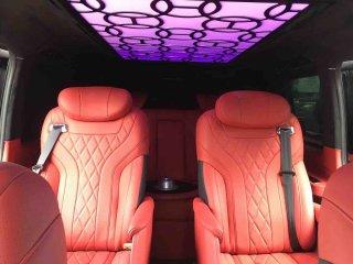 奔驰Metris 18款 2.0T 汽油 维特斯加长版