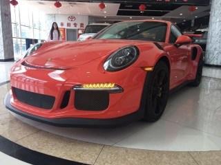 保时捷911 16款 GT3 RS美规