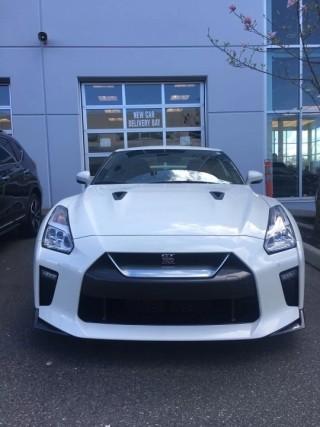日产GT-R 18款 3.8T Premium豪华版 美规