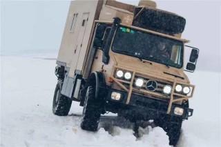 烏尼莫克U4000 全地形休旅房車