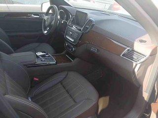 奔驰GLS450 18款 GLS450 P01 灯光包 美规