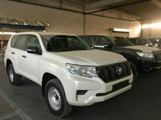 霸道3000 19款 3.0T 柴油 自动 TX-L 外挂 中东