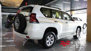 霸道3000 18款 3.0T 柴油 自动 TX 钢轮 底挂 丐版 中东