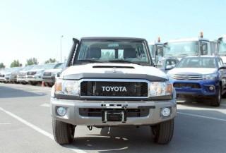 酷路澤70系列 19款 4.5T LC76 柴油 標準型 中東