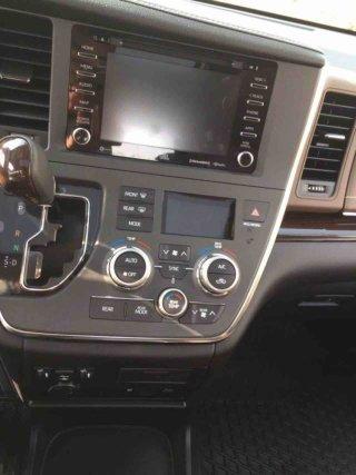 塞纳 19款 3.5L 四驱 Limited 7座 加规