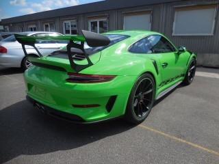 保时捷911 19款 GT3 RS 4.0 标准 美规