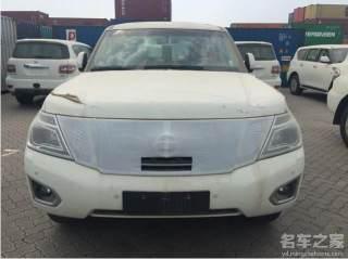 日产途乐Y62 5.6L LE-T2 汽油 2017 中东版