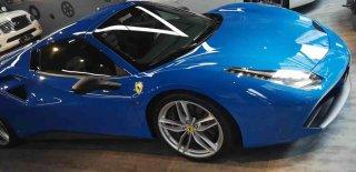 法拉利488 GTB 18款 4.0T 标准型欧规
