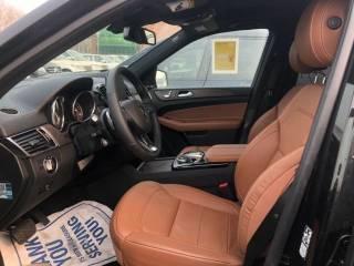 奔驰GLS450 18款 GLS450 豪华包 运动包 雷测包 加规