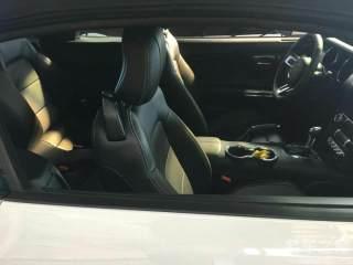 福特Mustang 2.3T 敞篷 Premium 自动 汽油 2017 加版