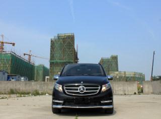 奔驰V级 18款 V250 2.0T 基本 加长 中东