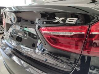 宝马X6 18款 xDrive35i 基本型 中东