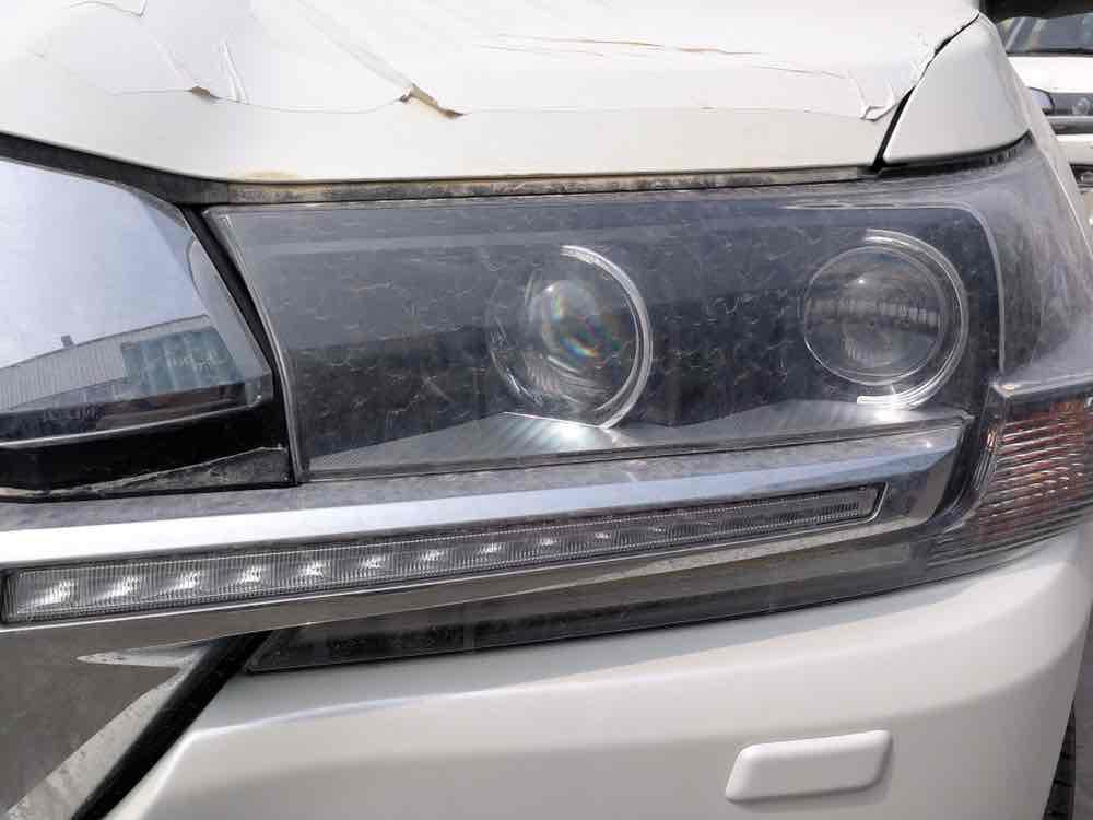酷路泽4000 19款 4.0L GX-R GT 八气 真皮 流水灯 中东