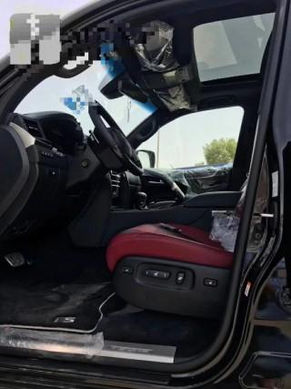 雷克萨斯LX570 19款 八座 限量 Super Sport S 中东