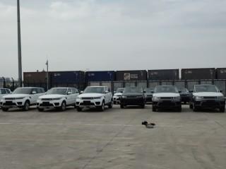 揽胜行政3.0柴油 18款 TDV6 创世加长版欧规