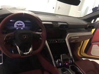 Urus 19款 4.0T V8 欧规