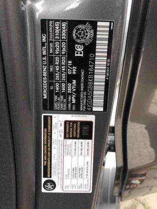奔驰GLE400 19款 GLE400 豪华包 运动包 雷测包 加规
