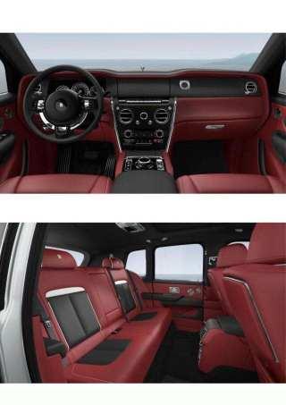 库里南 18款 6.75L 标准版 欧规