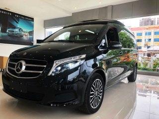 奔驰V级 18款 V260L 2.0T 汽油 改装版 欧规
