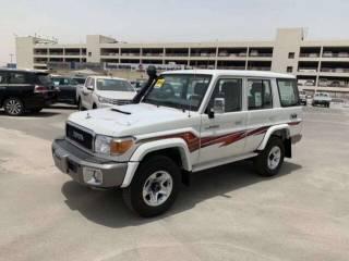 酷路澤LC76 19款 4.5T LC76 柴油 標準型 中東
