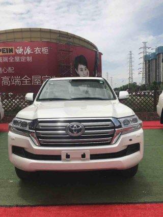 酷路泽4000 19款 4.0L GX-R 铁轮 双备 丝绒 高丐版 中东