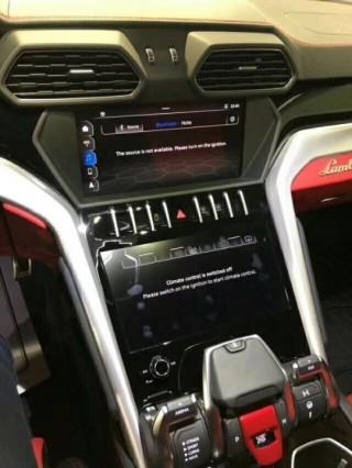 Urus  19款 4.0T V8 四座 加规