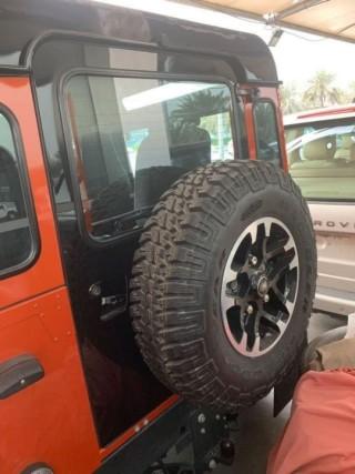 卫士  16款 90 两门 2.2T 柴油 SE欧规