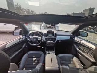 奔驰GLE43  19款 GLE43 AMG Coupe 豪华包 雷测包加规