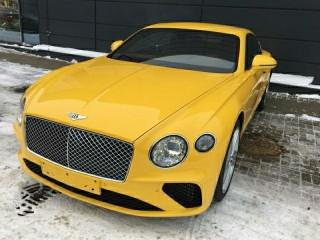 欧陆  19款 GT 6.0T 欧规