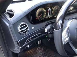 奔驰S级  18款 S560 长轴 四驱 加规