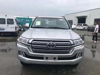 酷路泽4500 18款 4.5T 柴油 VX 中东